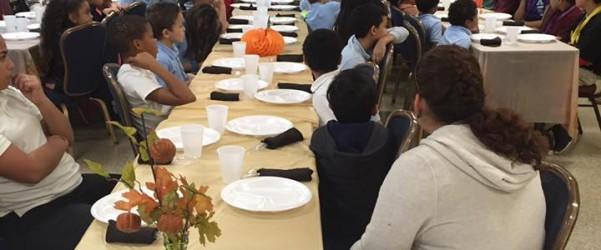 Thanksgiving at Casa 2016