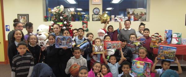 Christmas 2016 Pa'lante Students